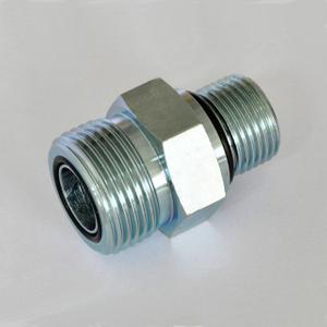 6900-10-12 Hydraulic Adapter 5//8 Male BOSS X 3//4 Female Pipe Swivel Carbon Steel